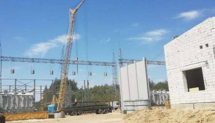 Кременскую подстанцию два года не могут построить из-за распилов - фото 1