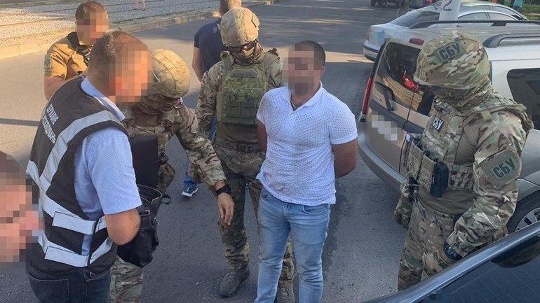 Майор полиции заказал убийство у СБУшников - фото 1