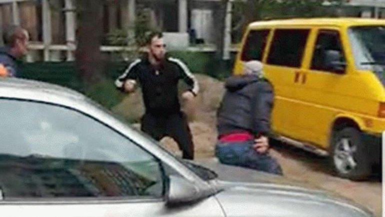 Нардепа Куприя избил боец ММА из Чечни - фото 1