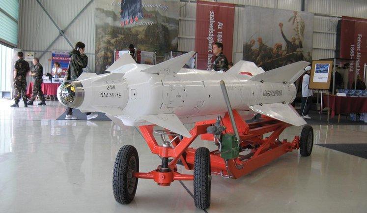 Путинские Иваны запустили ракету в Саках - фото 1