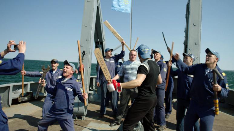 Черкаси: Дата выхода фильма о подвиге украински моряков - фото 1