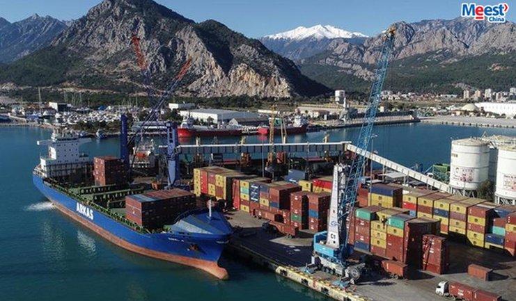 Meest China - быстрая доставка грузов в Украину - фото 1