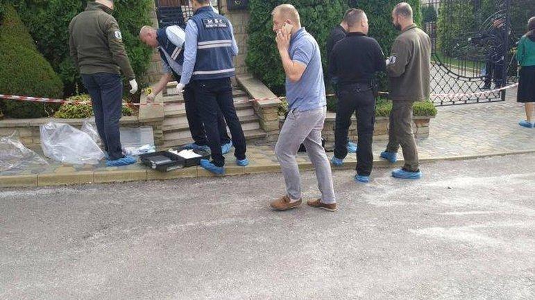 Ректору ТНЭУ Андрею Крысоватому оторвало руку - фото 1