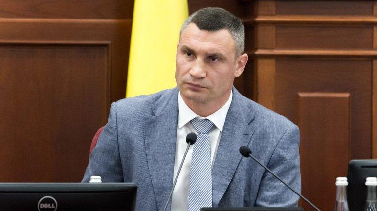 За пост картинки с Кличко будут платить тысячи гривен - фото 1