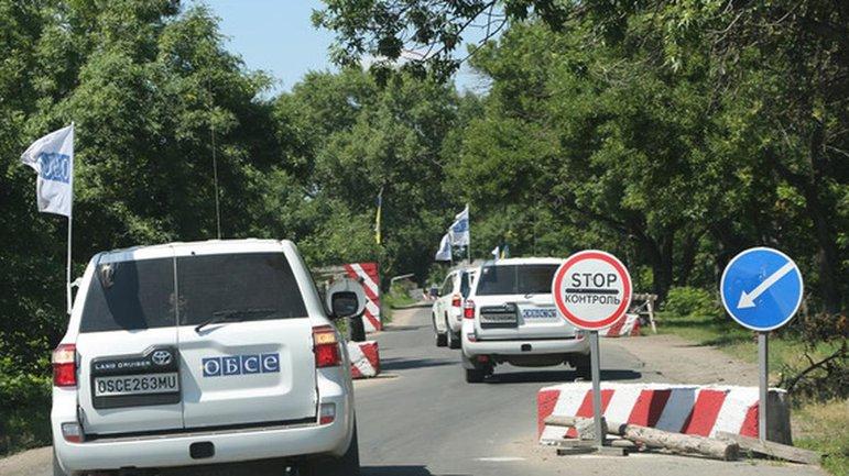 ОБСЕ увидела новые траншеи террористов, а Зеленский - нет - фото 1