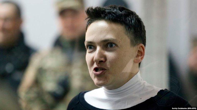 Надежда Савченко работает на  Медведчука. Теперь официально – ВИДЕО  - фото 1
