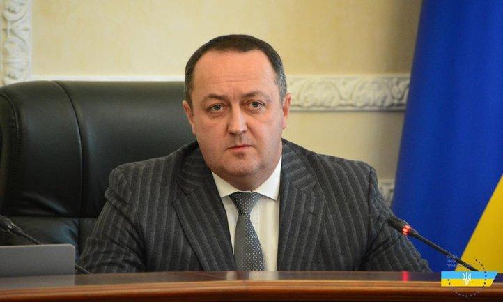 Высший Совет правосудия возглавил Андрей Овсиенко - фото 1
