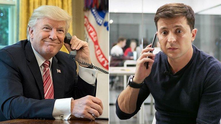 """Зеленский рассказал о """"той самой"""" беседе с Трампом - фото 1"""