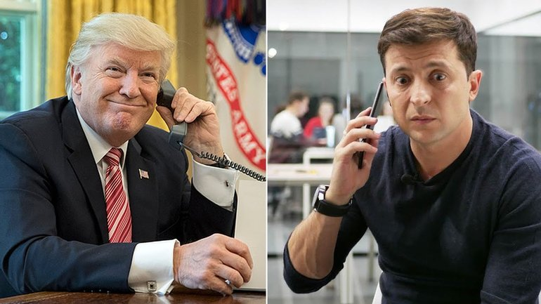 Трамп и Зеленский перешли границы в своих первых переговорах - фото 1