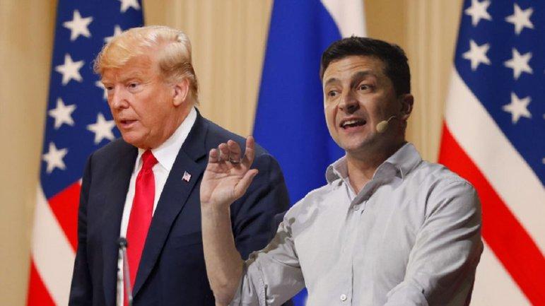 Зеленский не соглашался на действия Трампа  - фото 1