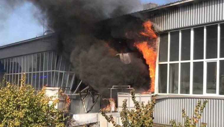 В Суммах прогремел взрыв, есть пострадавшие – ФОТО - фото 1