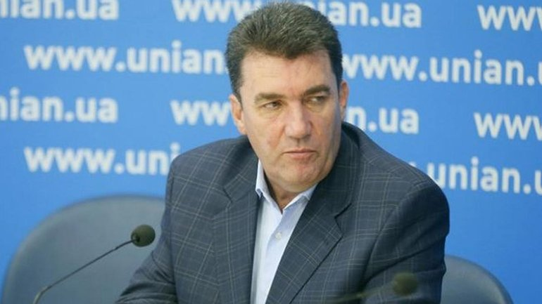 Данилов возглавил СНБО - фото 1