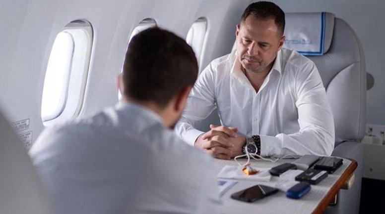 Андрей Ермак ведет бизнес с российскими власть имущими - фото 1