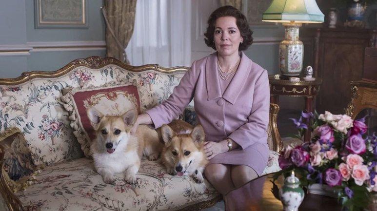 Оливия Колман в образе - фото 1