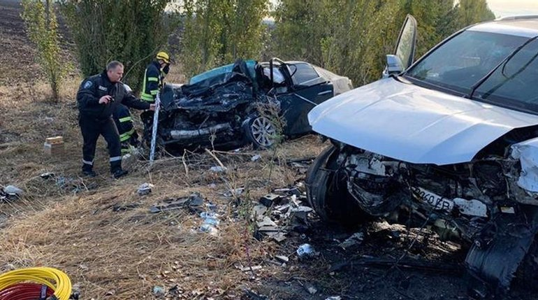 Руководители полиции Николаевской области погибли в ДТП - фото 1