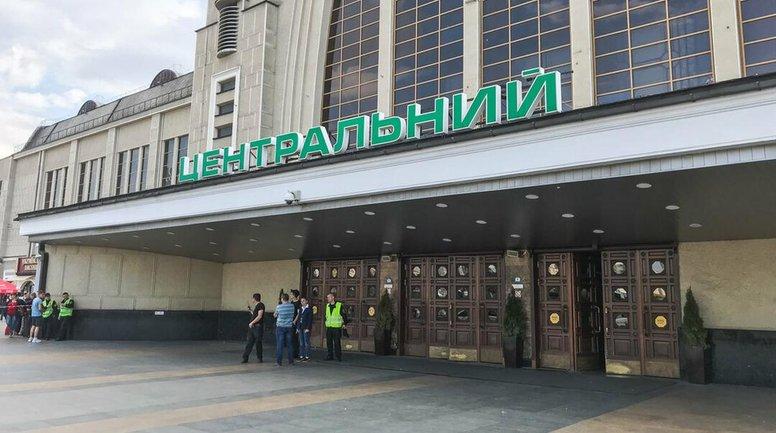 Руслану Писанку чуть не ограбили на ЖД вокзале - фото 1