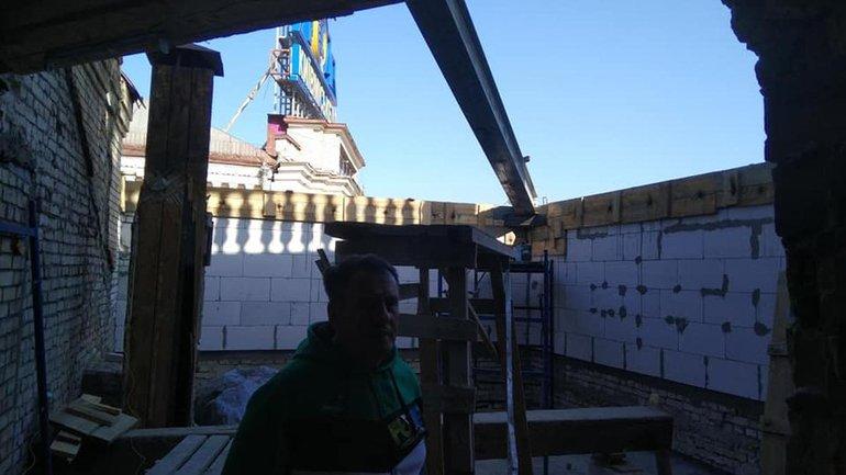 Жлобская застройка на Майдане тянет на уголовное преступление - фото 1