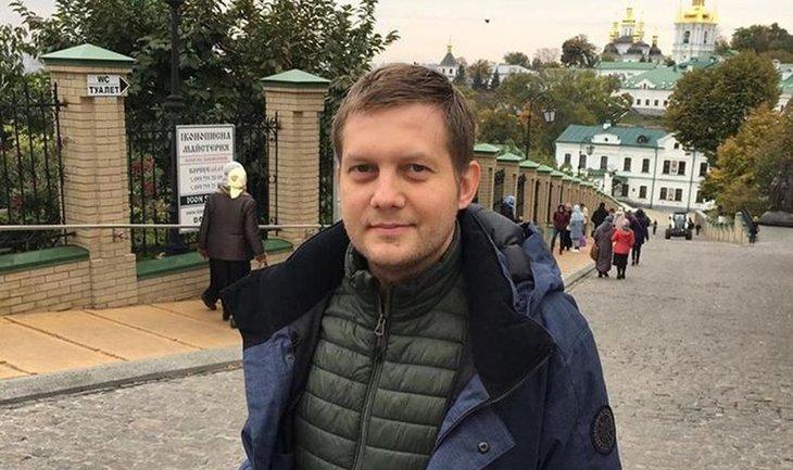 Борис Корчевников наслаждается видами Киева - фото 1
