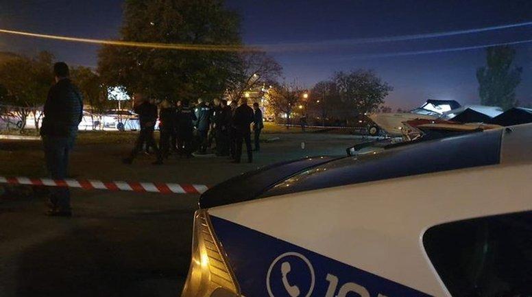 В Днепре убили 27-летнего Армена Багдасаряна - фото 1