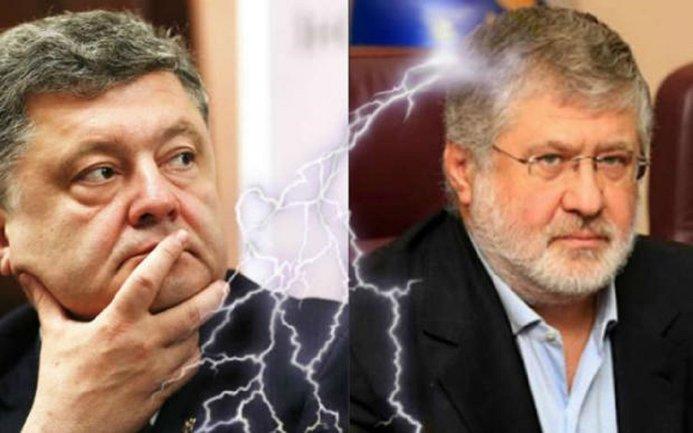"""""""Начнем разбирать…"""": Коломойский пригрозил Порошенко  - фото 1"""