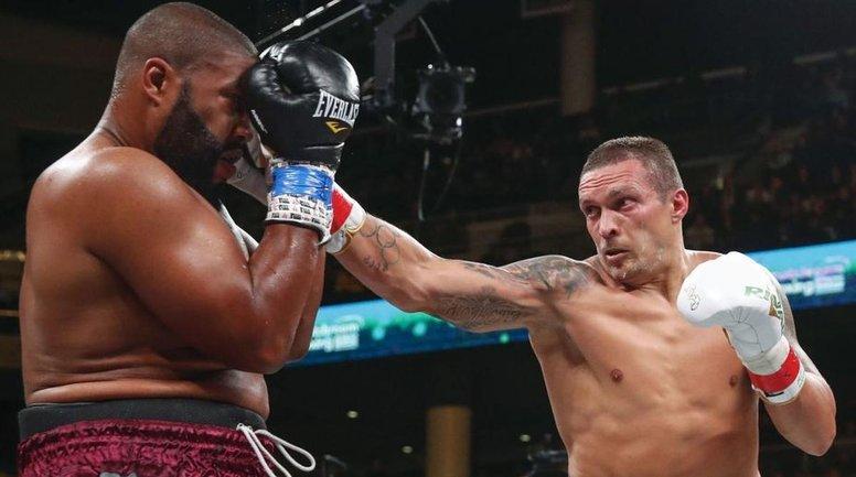 Усик может драться с Дереком Чисорой - фото 1