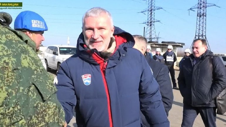 Русский депутат в Золотом: Украина отреагировала на ЧП - фото 1