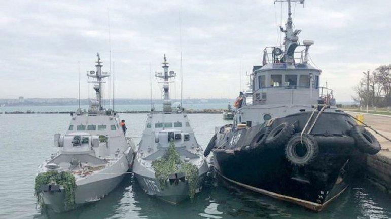 Россия вернет захваченные украинские корабли. Но при одном условии - фото 1