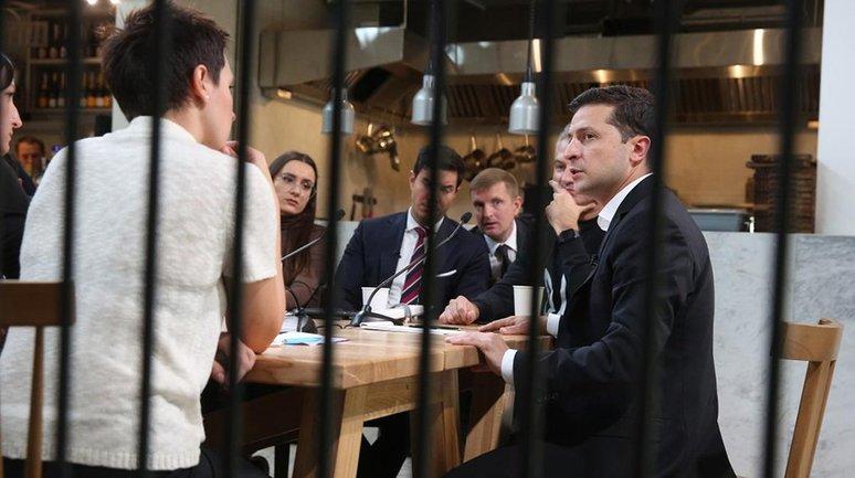Зеленский приказал надавить на журналистов - фото 1