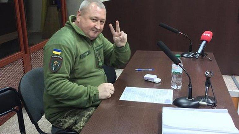 Боевого генерала Марченко бросили в СИЗО - фото 1
