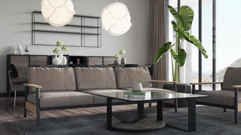 Мебель в стиле лофт может стать оригинальным украшением дома или квартиры - фото 1