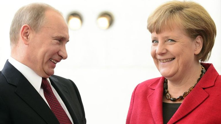 Германия поддержала Северный поток -2  - фото 1