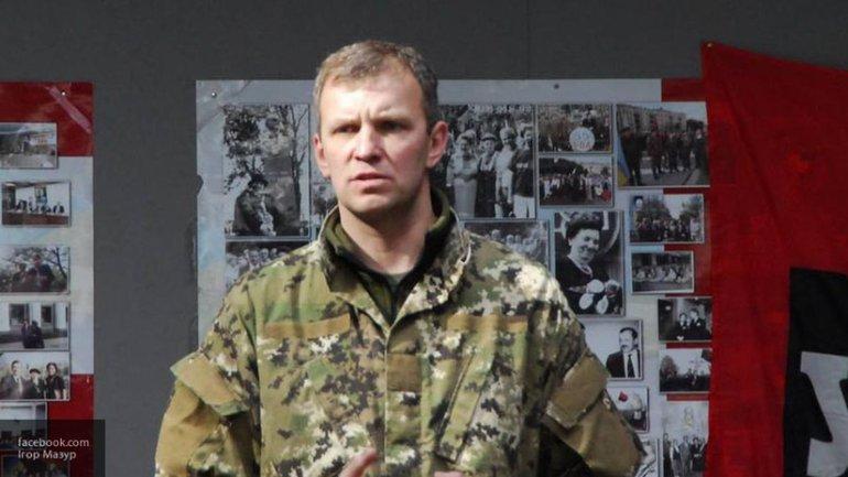 Игорь Мазур уже в Украине - фото 1