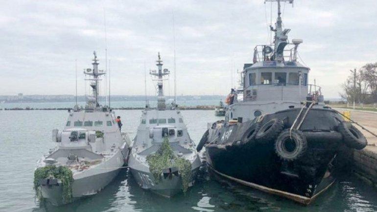 Россия согласилась вернуть украинские корабли – СМИ - фото 1