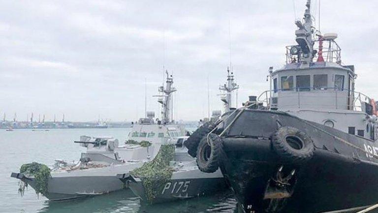 РФ вернет украинские корабли в ближайшие дни - Бутусов - фото 1