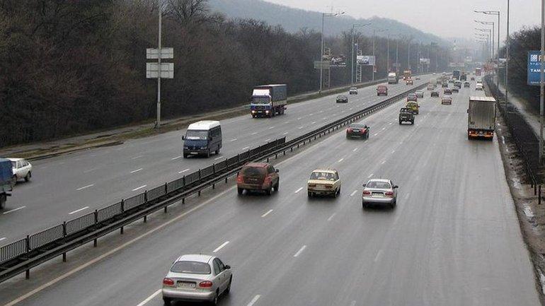 Большинство киевских автомобилистов нарушают скоростной режим - фото 1
