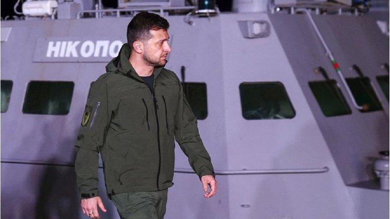 Зеленский рассказал об условия возвращения украинских кораблей - фото 1