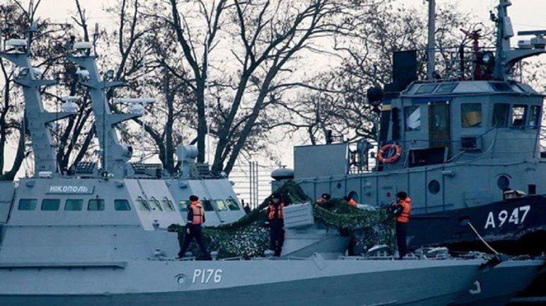 Разграбление кораблей: русские отрицают воровство унитазов - фото 1
