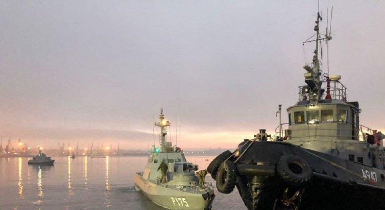 Пропажа вещей украинских моряков: в РФ назвали причину  - фото 1