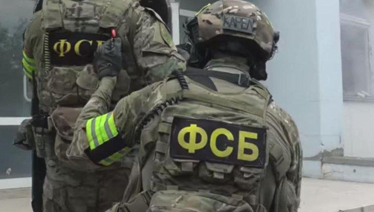 """ФСБшники упаковали жительницу Севастополя """"за сбор информации"""" - фото 1"""