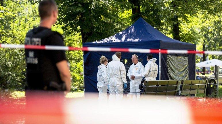 В ответ на убийство в Берлине Германия всего лишь высылает в РФ двоих шпионов - фото 1