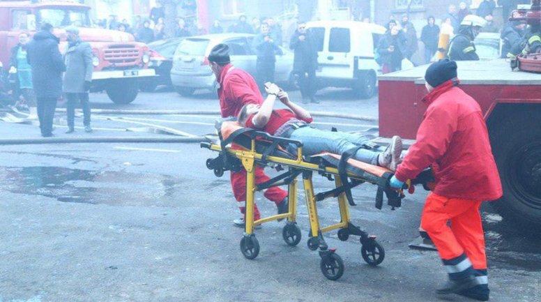 Количество пострадавших в пожаре в Одессе увеличилось - фото 1