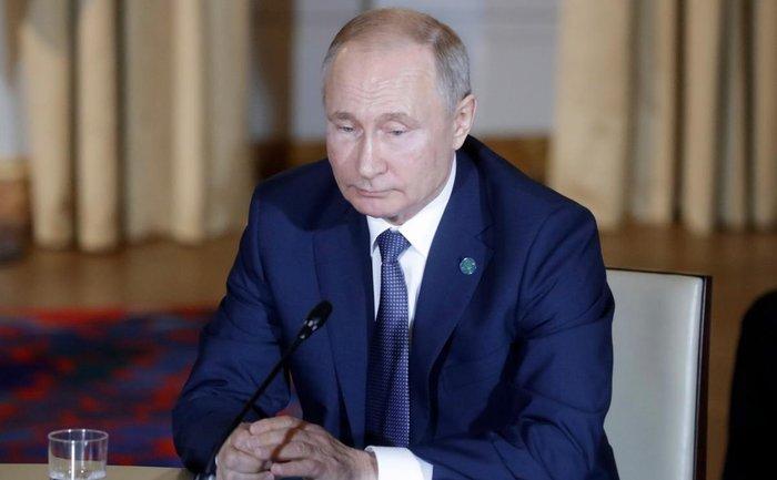 Путин пугает резней - фото 1