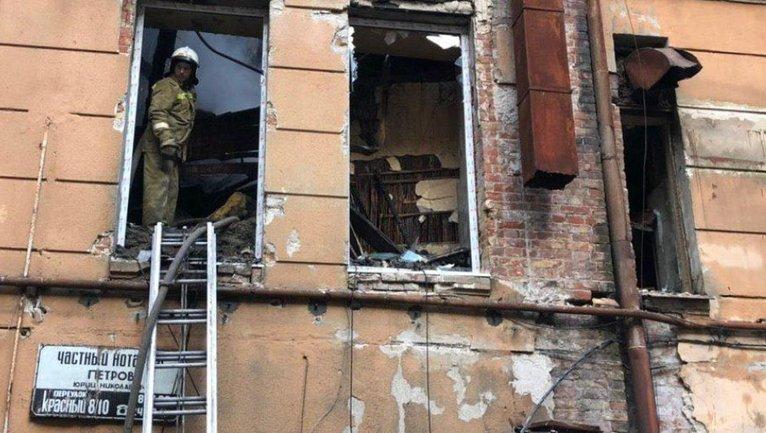 В сгоревшем доме Асвадурова нашли тело еще одного погибшего при пожаре - фото 1