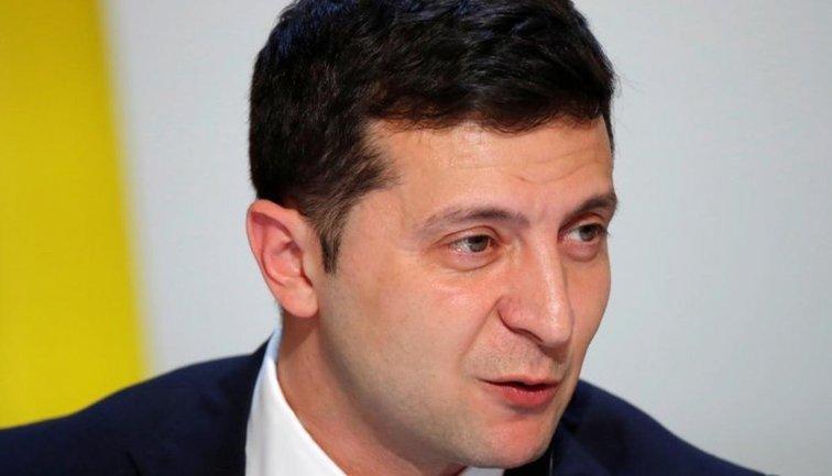 Зеленский говорит, что не давал интервью террористам - фото 1