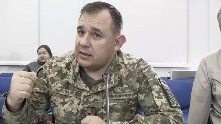 Полковник Ноздрачев заявил о готовности армии сотрудничать с боевиками из РФ - фото 1