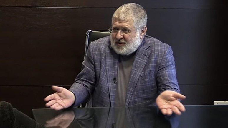 Коломойский проводил встречи с президентом? - фото 1
