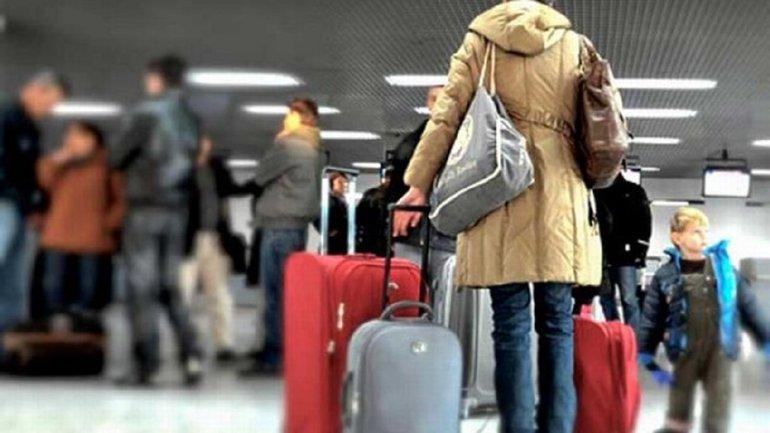Украину покинули 4 млн человек – Дубилет  - фото 1