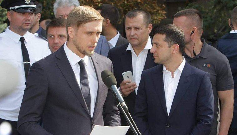 Губернатор Днепропетровской области мечтал о карьере актера - фото 1