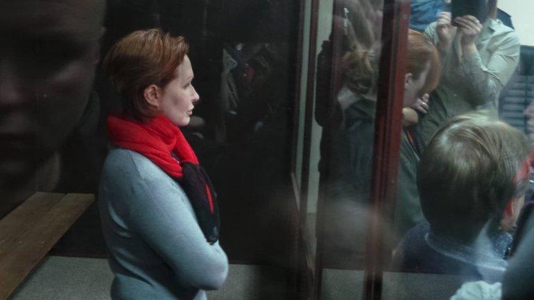 Юлия Кузьменко будет судиться с Аваковым - фото 1