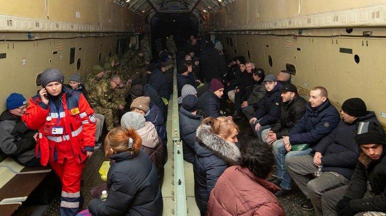 После обмена пленными в неволе остались как минимум 300 человек - фото 1